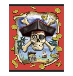 Pirate Bounty - Kalóz Parti Ajándékzacskó - 8 db-os