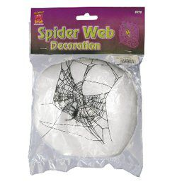 Dekorációs Pókháló Pókkal