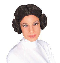 Leia Hercegnő Paróka - Star Wars
