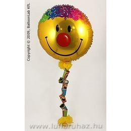 Smile Party Face Ajándék és Léggömb-dekoráció