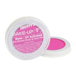 Neon Pink Make-Up Fix Parti Arcfesték
