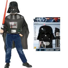 Star Wars - Darth Vader Farsangi Jelmezkellék Parti Szett Gyerekeknek