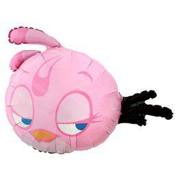 Angry Birds - Pink Madár Super Shape Fólia Lufi
