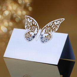 Pillangós Ültetőkártya