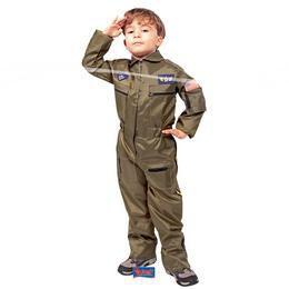 Pilóta Jelmez Gyerekeknek - S-es