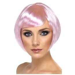 Pink Babe Parti Paróka
