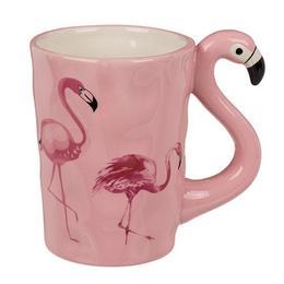 Pink Flamingó Kerámia Bögre