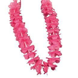Pink Hawaii Parti Nyakfüzér