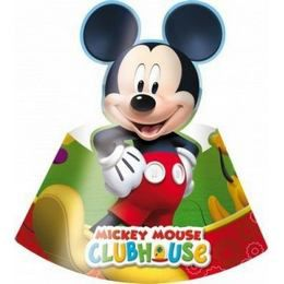 Playful Mickey Parti Kalap - 6 db-os