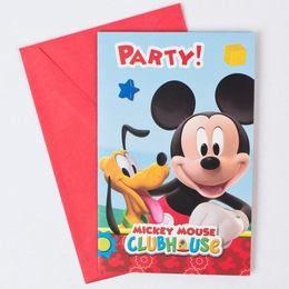 Minnie és Mikiegér Parti