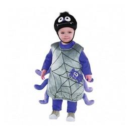 Pók - Itsy Bitsy Spider Gyerek Jelmez Halloweenre, 2-3