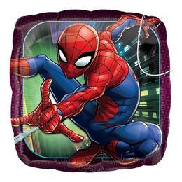 Pókember - Spiderman Animated Héliumos Fólia Lufi, 45 cm