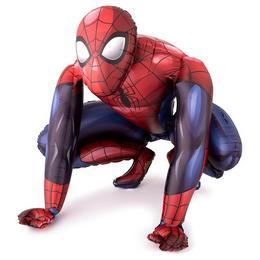 Pókember - Spiderman Sétáló Fólia Lufi