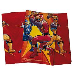 Power Rangers Parti