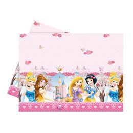 Princess Glamour - Hercegnők Parti Asztalterítő - 180 cm x 120 cm