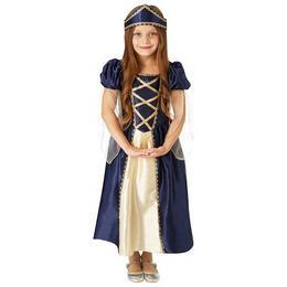 Reneszánsz Királylány Jelmez Gyerekeknek, L-es