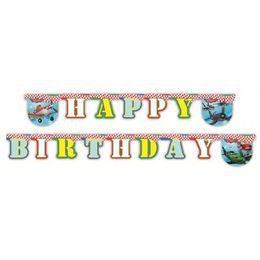 Planes - Repcsik Happy Birthday Szülinapi Parti Füzér