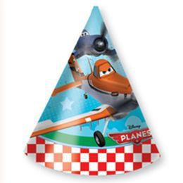 Planes - Repcsik Parti Kalap - 6 db-os