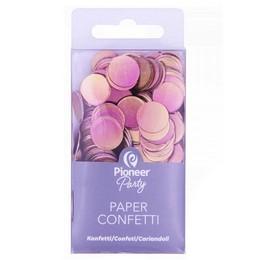 Rosegold Ombre Színű Papír Konfetti