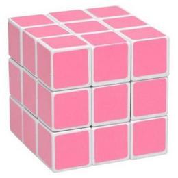 Rózsaszín Bűvös Kocka Szőkéknek