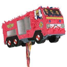 Fireman Sam - Tűzoltó Pinata Parti Játék