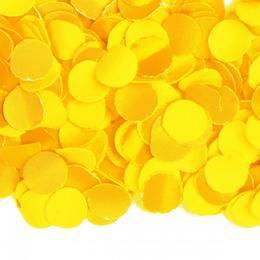 Sárga Papír Konfetti - 100g
