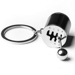 Sebességváltót Megformáló Kulcstartó