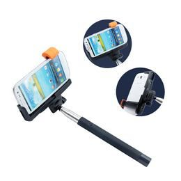 Selfie Stick - Bluetooth Fekete