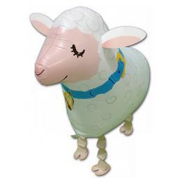 Sétáló Bárány Lufi