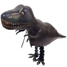 Sétáló Dinó T-Rex Lufi