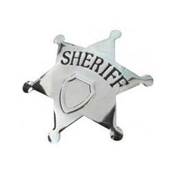 Sheriff Csillag Jelvény