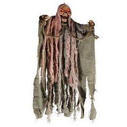 Sikító Csontváz Szellem Dekoráció, 40 cm-es