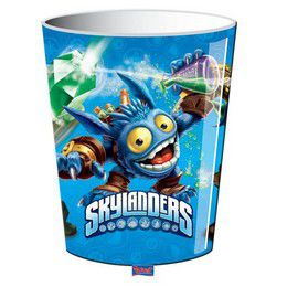 Skylanders Party Pohár - 250 ml, 8 db-os