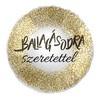 17 inch-es Ballagásodra Szeretettel Arany Konfettis Parti Fólia Lufi