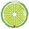 18 inch-es Lime Szelet - Sliced Lime Fólia Lufi