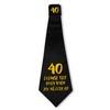 40 Évembe Telt Hogy Ilyen Jól Nézzek Ki! Születésnapi Számos Nyakkendő