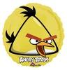 18 inch-es Angry Birds - Sárga Madár - Héliumos Fólia Lufi