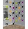 Pókos Függő Dekoráció - 2,1 méter