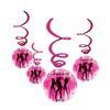Lánybúcsú Party Függődekoráció - 6 db-os