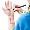 Jegyzet Lemosható Tetoválás