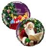 18 inch-es Santas Christmas List - A Mikulás Listája Karácsonyi Héliumos Fólia Lufi