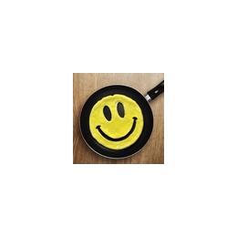 Mosolygós Arc - Smile Face Szilikon Tojás- És Palacsintasütő Forma