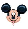 Mickey Mouse Super Shape Héliumos Fólia Lufi