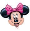 Minnie Mouse Super Shape Héliumos Fólia Lufi