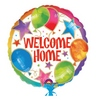 18 inch-es Welcome Home Celebration Héliumos Fólia Lufi