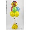 Smile Party Straws Ajándék és Léggömb-dekoráció
