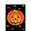 Perfect Pumpkin Parti Asztalterítő Halloweenre - 137 cm x 259 cm