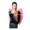 Pink Toll Angyalszárny - 80 cm x 65 cm