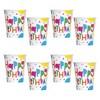 Színes Léggömb Mintás Happy Birthday Colourful Balloons Parti Pohár - 8 db-os, 270 ml