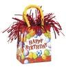 Happy Birthday Szülinapi Mini Ajándéktasak Léggömbsúly - 160 gramm